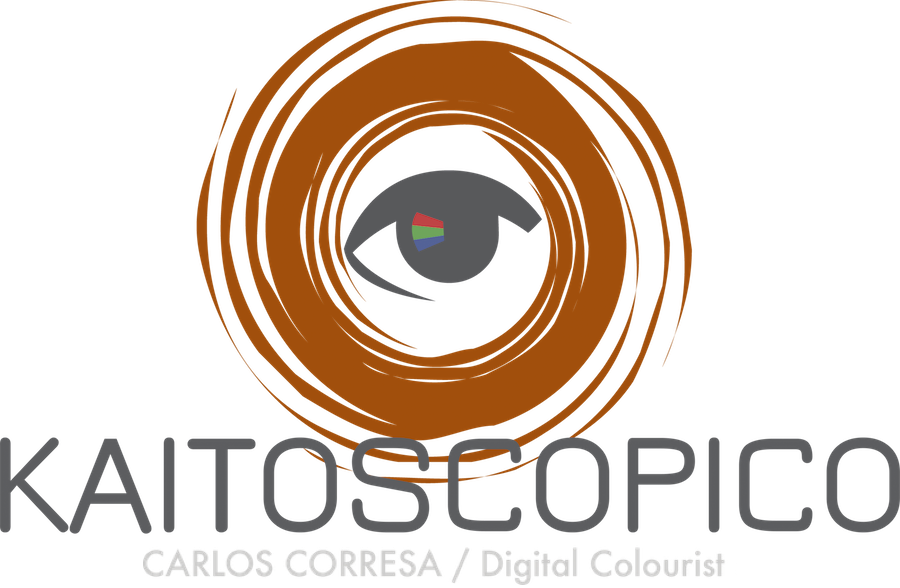 Logo Kaitoscopio colorist