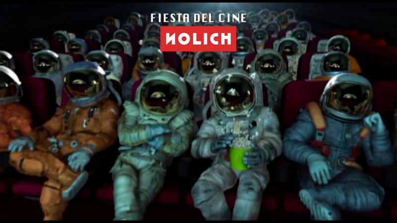 Astronaut cinema day cine astronauta espacio nolich