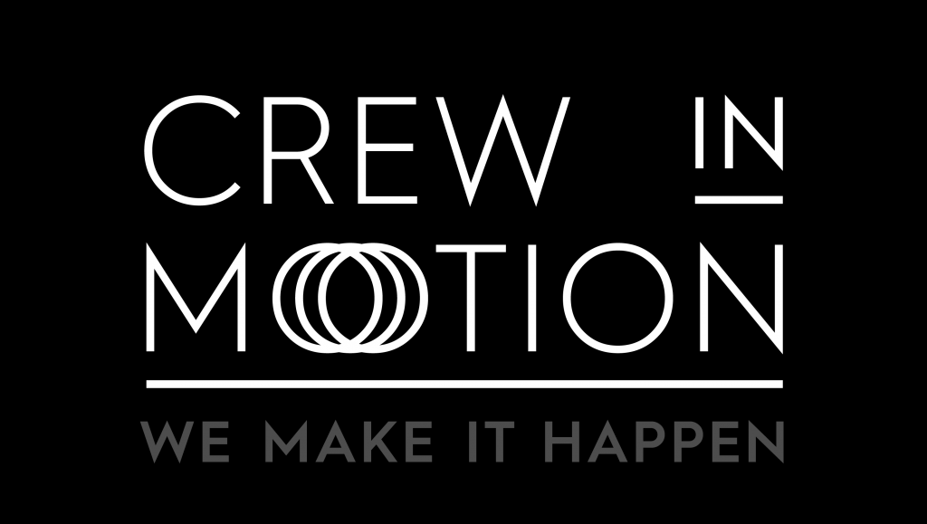 Crew in motion