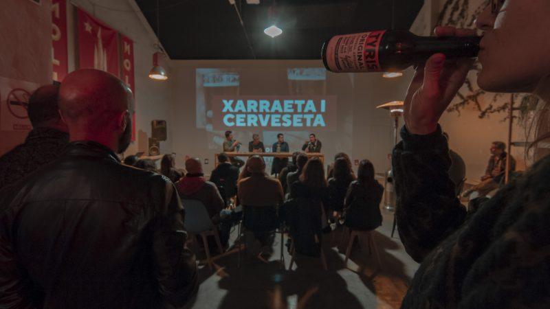 NOLICH evento audiovisual entorno virtual cerveza gratis