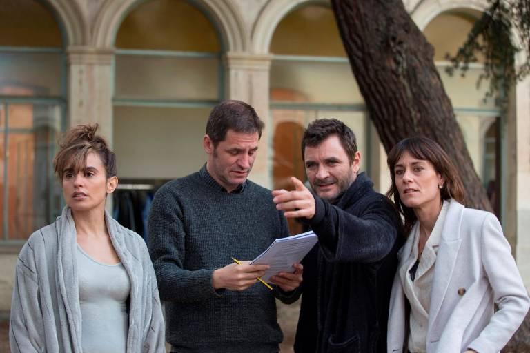 La Ofrenda pelicula rodaje EspacioNOLICH audiovisual valenciano
