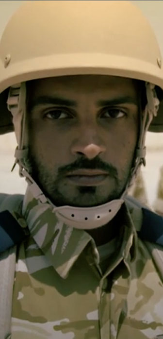 Qatar Army Promo, TVC