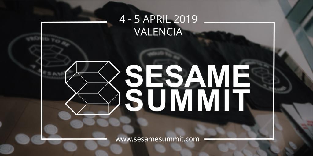 Sesame Summit Valencia 2019 Espacio NOLICH