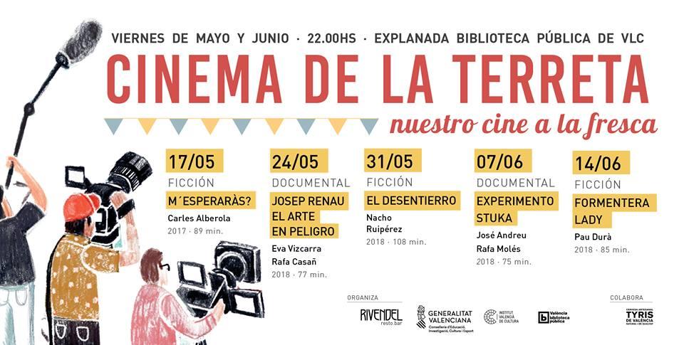 Cine Valencia Programación Espacio Nolich