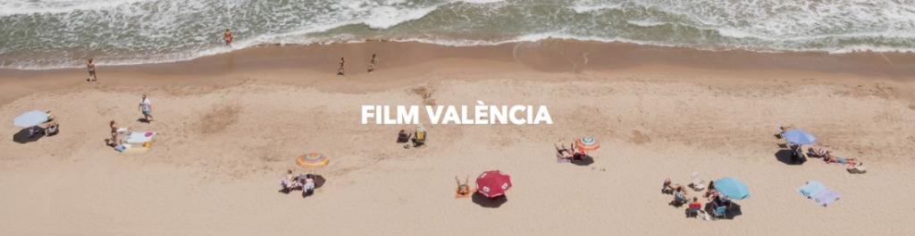 Film Valencia Playa Mar Mediterráneo Sombrilla Sol Espacio Nolich
