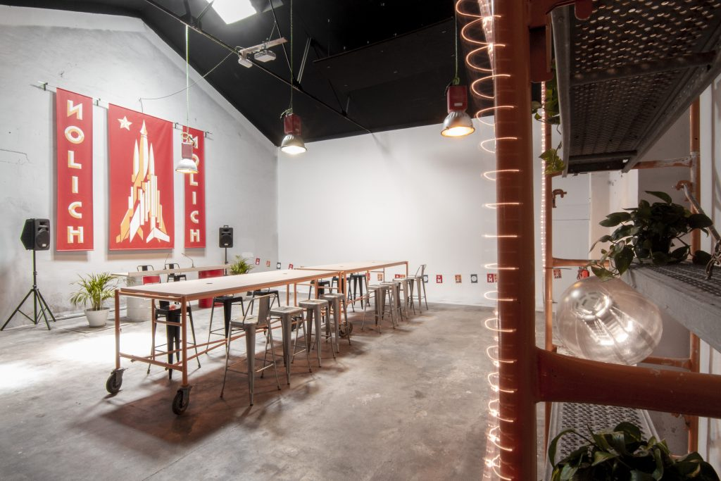 evento valencia ruzafa espacio alquilar empresa cena