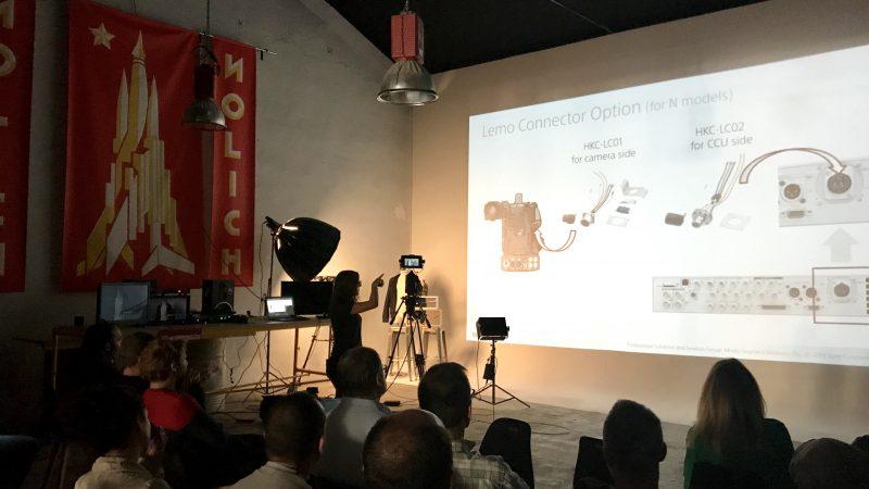 Sony Evento Cámara Fotografía Vídeo Plató Nolich Ruzafa Evento