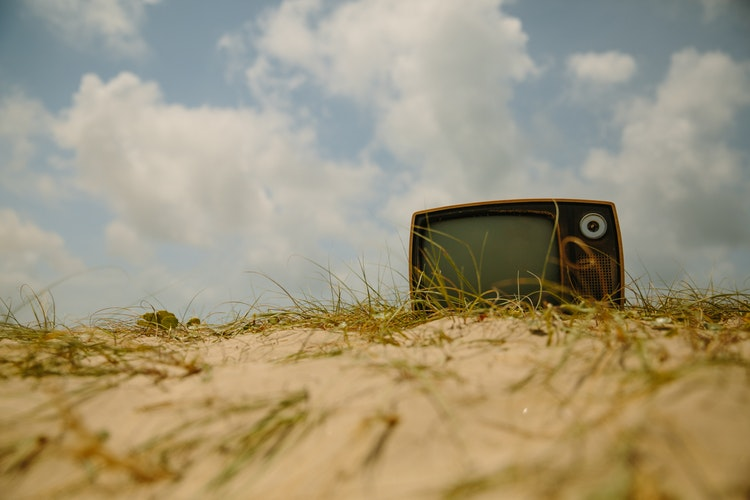 tv arena televisión playa naturaleza espacio nolich
