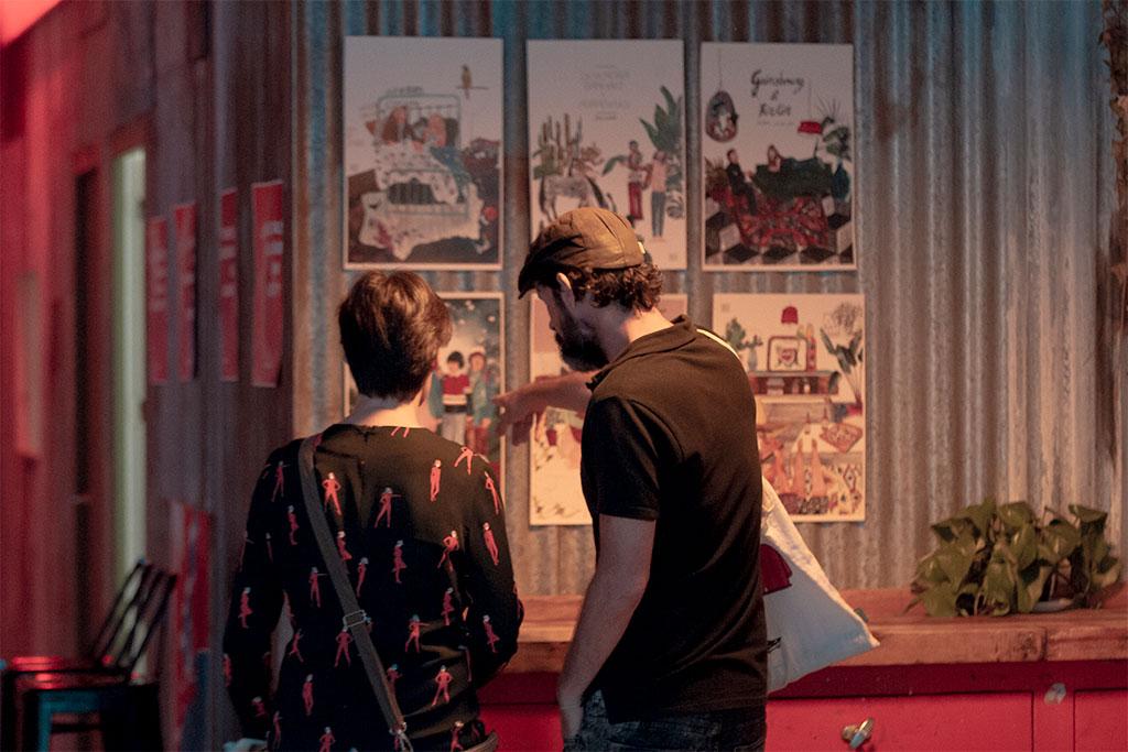 Plató rodaje espacio nolich cerveza anuncio tv