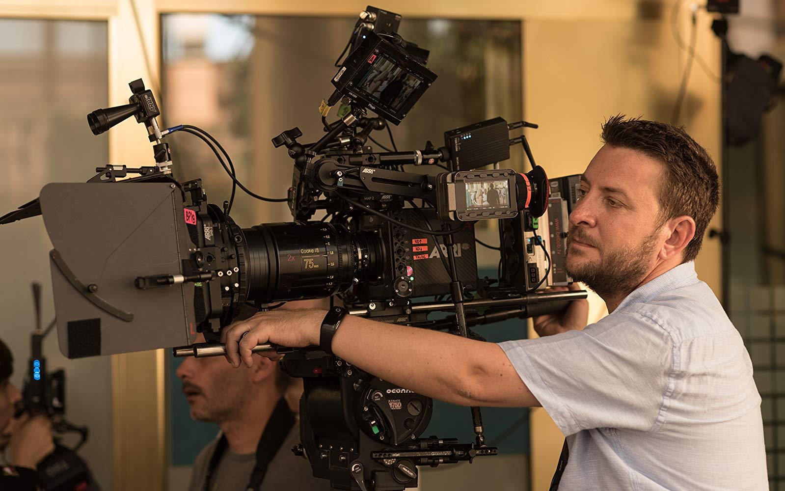 cámara film cinematógrafo director de fotografía rodaje audiovisual miguel gilaberte nolich