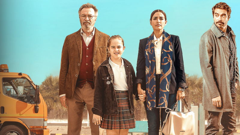 película vivir dos veces familia viaje carretera rodaje cine