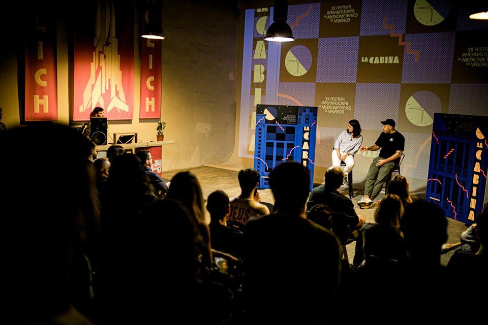 la cabina festival nternacion mediometrajes nolich noviembre valencia