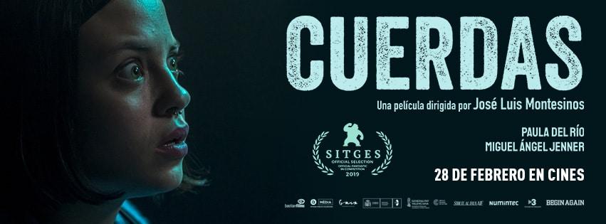 estreno cuerdas cines valencia madrid nolich