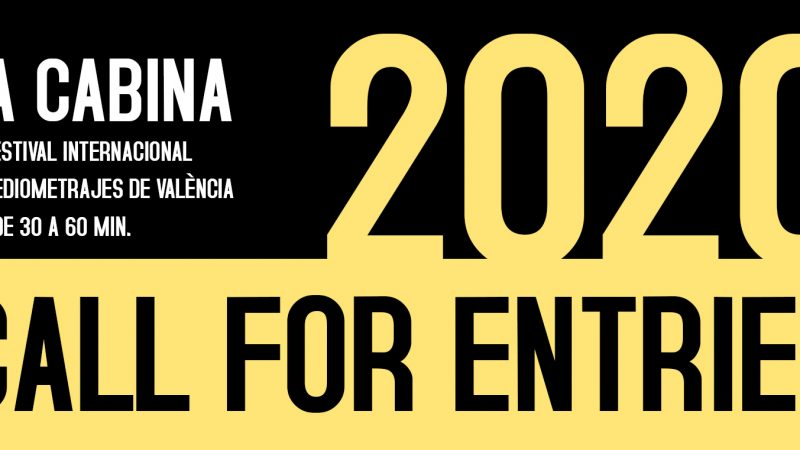 festival la cabina mediometraje XIII 13 2020 valencia internacional cine film