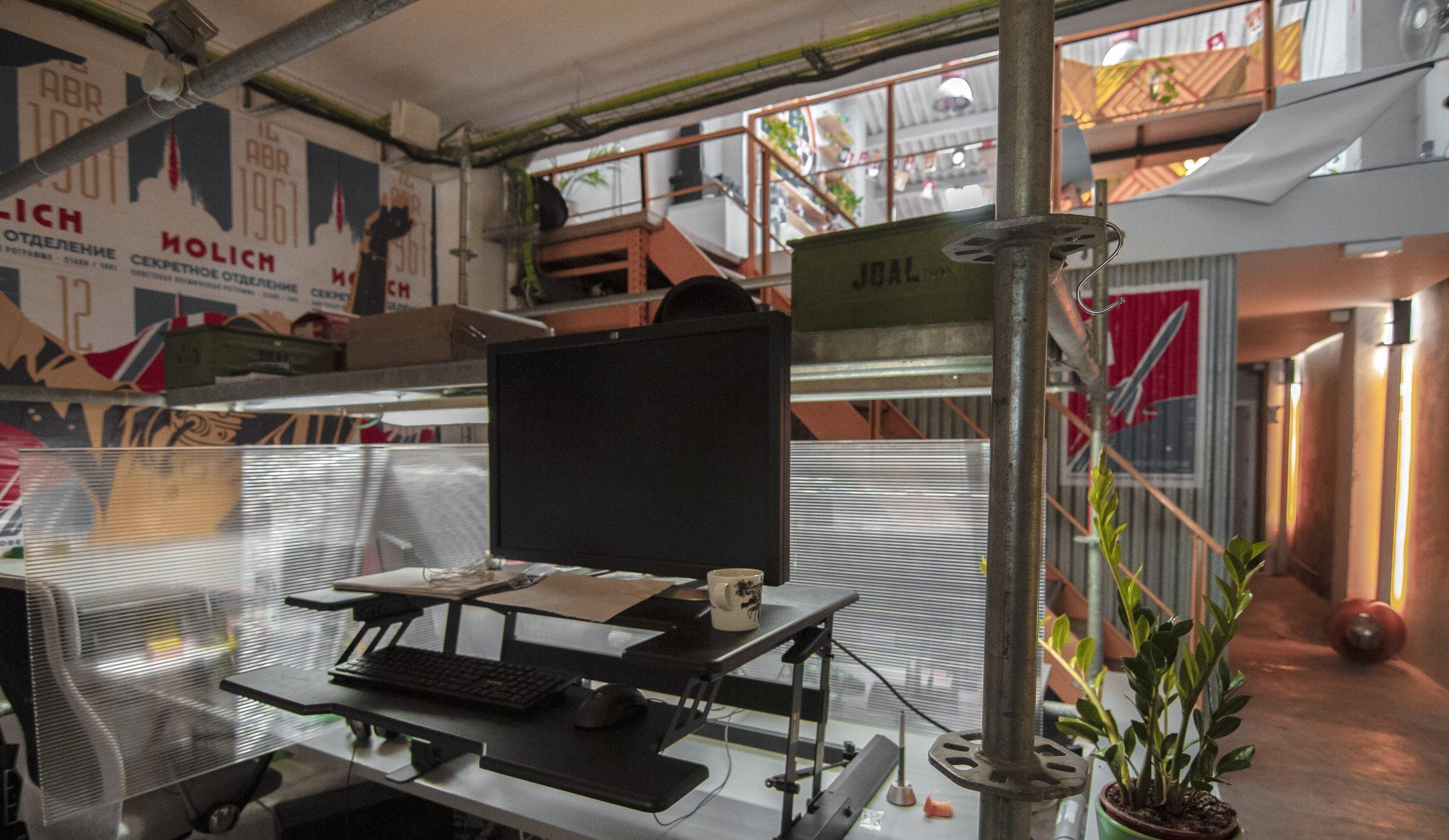coworking audiovisual creativo covid desescalada medidas seguridad