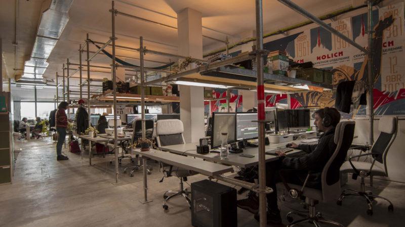 nolich coworking ventajas trabajo cooperativo alquiler oficina