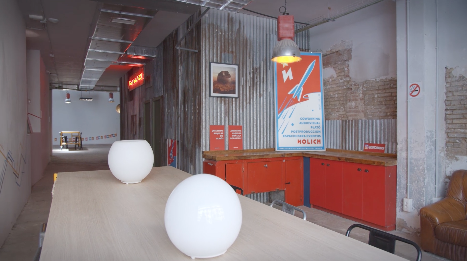 Coworking Creativo alquilar oficina espacio teletrabajo