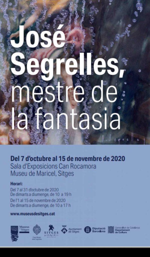Exposición José Segrelles en Sitges