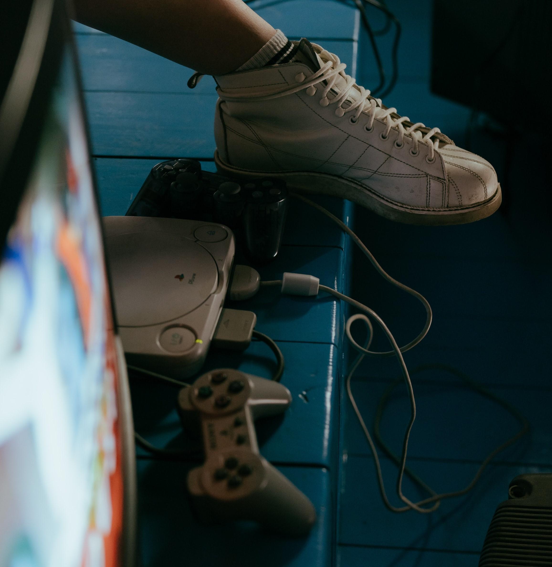 videogames playstation